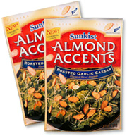 Almond Accents