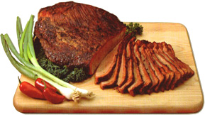 Truly Low Carb's Smokey Beef Brisket