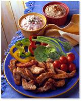 Truly Low Carb's Glazed Chicken Stix